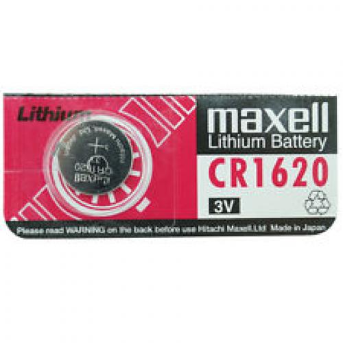 Батарейка Maxell CR 1620