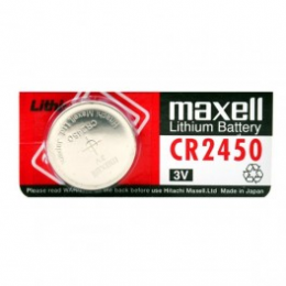 Батарейка Maxell CR 2450