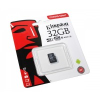 Карта памяти Kingston microSD 32 Гб