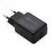 Адаптер питания USB QC3.0 220В M81 (1 USB, 5V, 2.4 A)