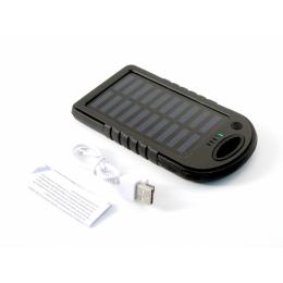Внешний аккумулятор ES500 5000мАч SOLAR power bank