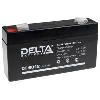 Аккумулятор DELTA DT 6012 (6В, 1200 мАч)