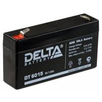 Аккумулятор DELTA DT 6015 (6В, 1500 мАч)