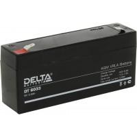 Аккумулятор DELTA DT 6033 (6В, 3300мАч)