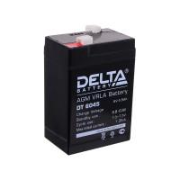 Аккумулятор DELTA DT 6045 (6В, 4500мАч)