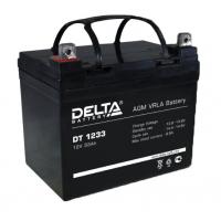 Аккумулятор DELTA DT 1233 (12В, 33000мАч)