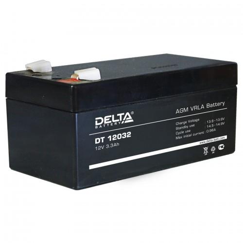 Аккумулятор DELTA DT 12032 (12В, 3300 мАч)