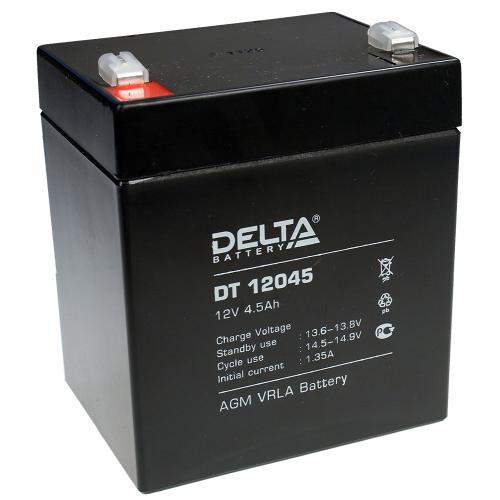 Аккумулятор DELTA DT 12045 (12В, 4500 мАч)