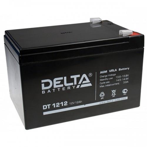 Аккумулятор DELTA DT 1212 (12В, 12000 мАч)