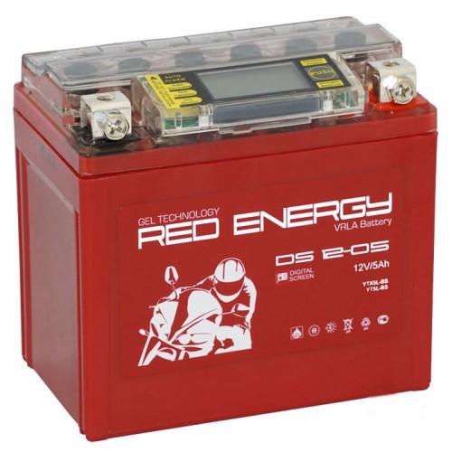 Аккумулятор RED ENERGY DS 12-05 (12В, 5000мАч)