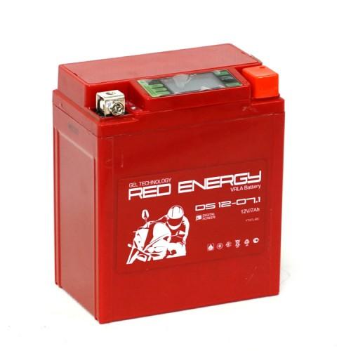 Аккумулятор RED ENERGY DS 12-07.1 (12В, 7000мАч)