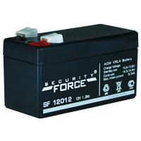 Аккумулятор Security Force SF 12012 (12В, 1200 мАч)