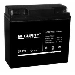 Аккумулятор Security Force SF 1217 (12В, 17000мАч)
