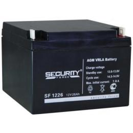 Аккумулятор Security Force SF 1226 (12В, 26000мАч)