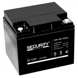 Аккумулятор Security Force SF 1240 (12В, 40000мАч)