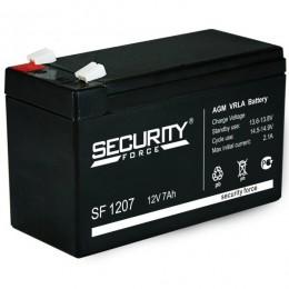 Аккумулятор Security Force SF 1207 (12В, 7000 мАч)