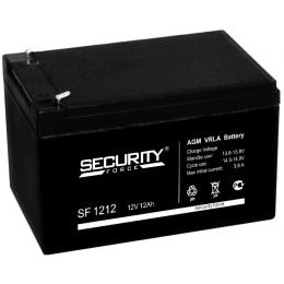 Аккумулятор Security Force SF 1212 (12В, 12000мАч)