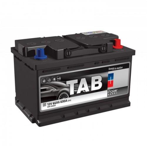 Аккумулятор TAB POLAR  66AH/620 ПРАВ+