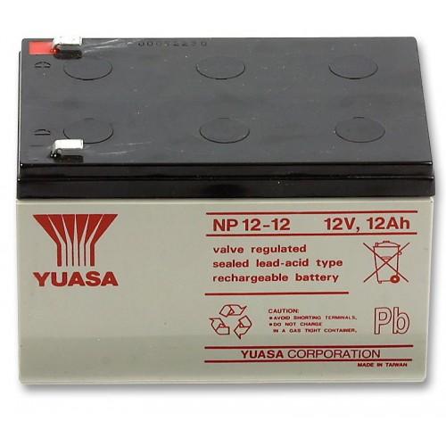 Аккумулятор Yuasa NP 12-12 (12В, 12000 мАч)