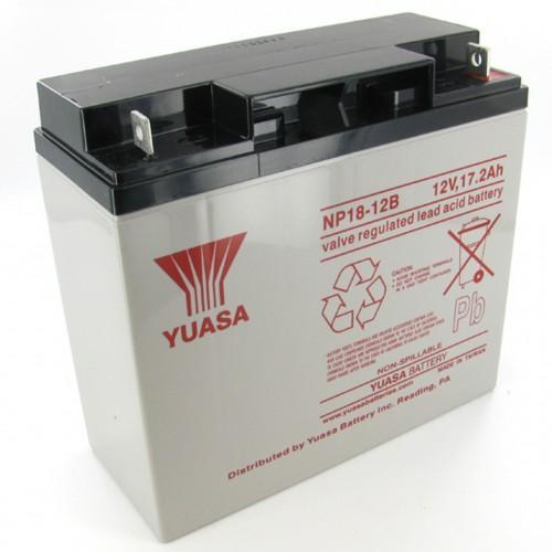 Аккумулятор Yuasa NP 18-12B (12В, 18000 мАч)