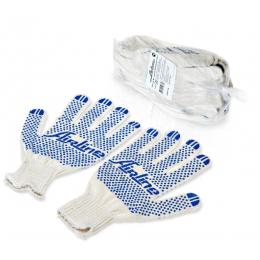 Перчатки ХБ (5 пар) AIRLINE AWG-C-01