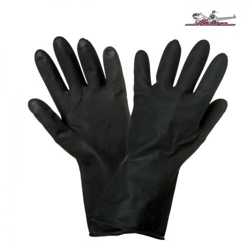 Перчатки латексные Airline AWG-LS-10
