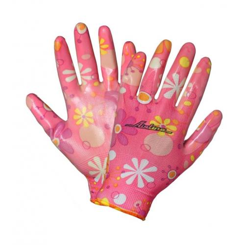 Перчатки нейлоновые женские Airline AWG-NW-09
