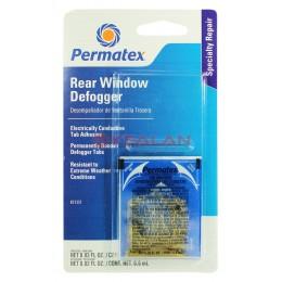 Ремкомплект контактов обогревателя заднего стекла Permatex