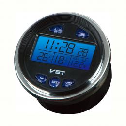 Часы термометр VST-7042V