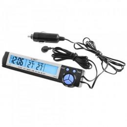 Часы термометр VST-7043V