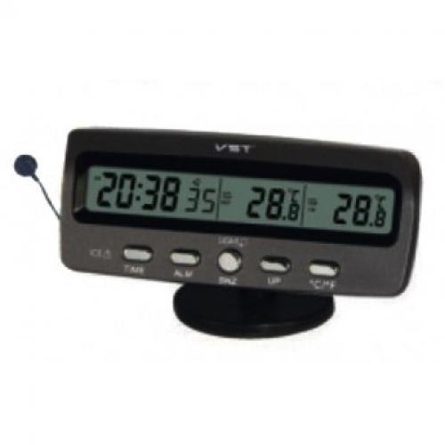 Часы-термометр VST-7045V