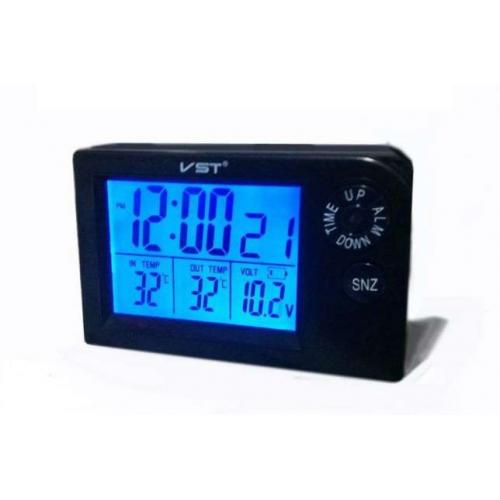Часы термометр VST-7048V