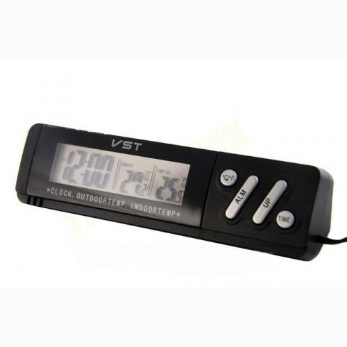 Часы-термометр VST-7067