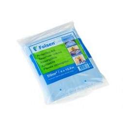 Ремонтная пленка Folsen 4x12,5м=50м2 голубая прозрачная (094125)