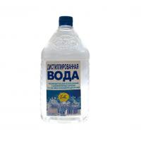 Дистиллированная вода ( 1 литр )