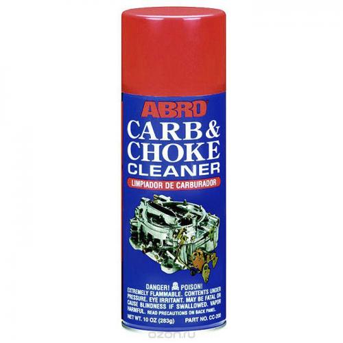 Очиститель карбюратора ABRO ( 283 гр )