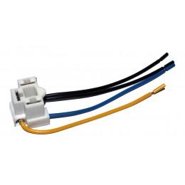 Колодка лампы H4, R2 c 4-мя проводами