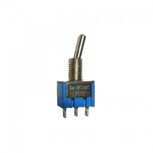 Выключатель тумблер MTS-102 ( 1 шт. )