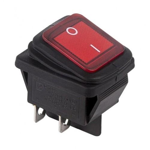 Выключатель клавиша 250В-15А