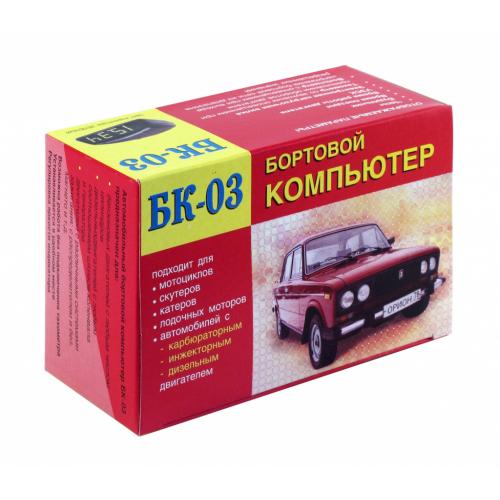 Автомобильный бортовой компьютер БК-03