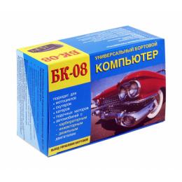 Автомобильный бортовой компьютер БК-08