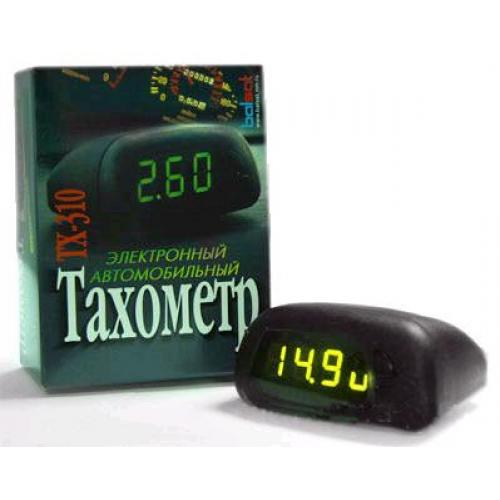 Тахометр+вольтметр ТХ-310
