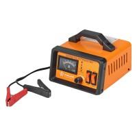 Зарядное устройство AIRLINE(ACH-10A-07) 0-10А 6В/12В, амперметр, ручная регулировка зарядного тока, импульсное.