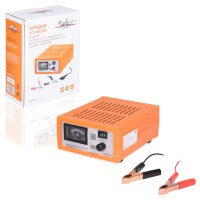 Зарядное устройство AIRLINE(ACH-12A-14) 0-12А 12В, амперметр, ручн.регул., импульсн. (3 режима 14,8/16/19В)