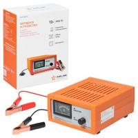 Зарядное устройство AIRLINE(ACH-AM-18) 0-10А 12В, амперметр, ручная регулировка зарядного тока, импульсное