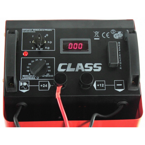 Пуско зарядное устройство BOOSTER CLASS 630