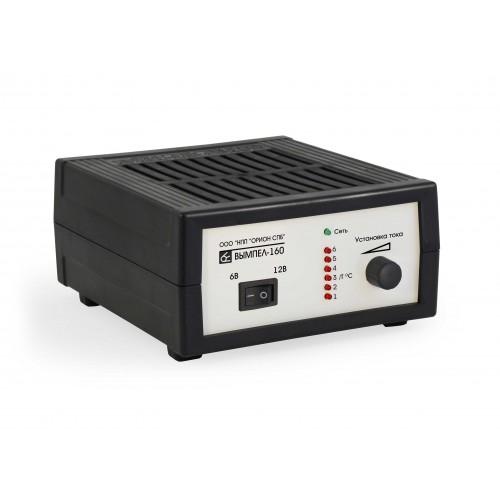 Зарядное устройство Вымпел-160 для аккумуляторов  6 и 12В