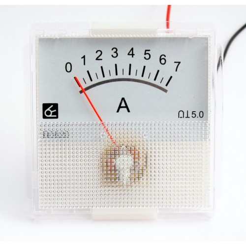 Амперметр  для зарядного устройства Вымпел 265