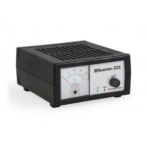 Автомобильное зарядное устройство 0.8-20А, 12В Вымпел-325
