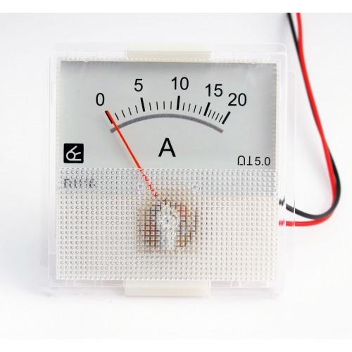 Амперметр  для зарядного устройства Вымпел 325